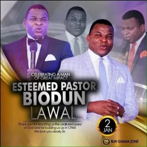 JESUS CALLED ME BY PASTOR BIODUN LAWAL