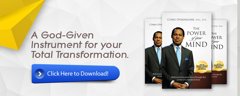 The Power Of Your Mind By Pastor Chris