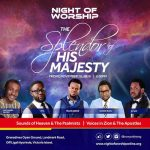 Join Travis Greene, Nathaniel Bassey, Sonnie Badu, Pita & more at the Night of Worship! #NoW2016