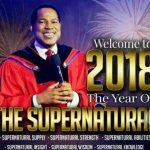 BLW President Declares Prophetic Word for 2018 — 'the Year of the Supernatural'!