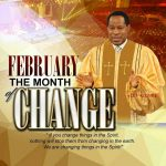 FEBRUARY GLOBAL COMMUNION SERVICE WITH PASTOR CHRIS