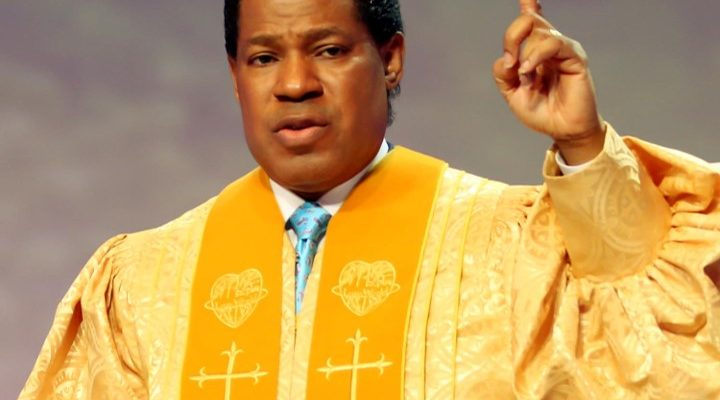 Pastor Chris Oyakhilome - Official Pictures