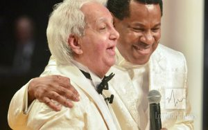 Pastor Chris Oyakhilome and Pastor Benny Hinn