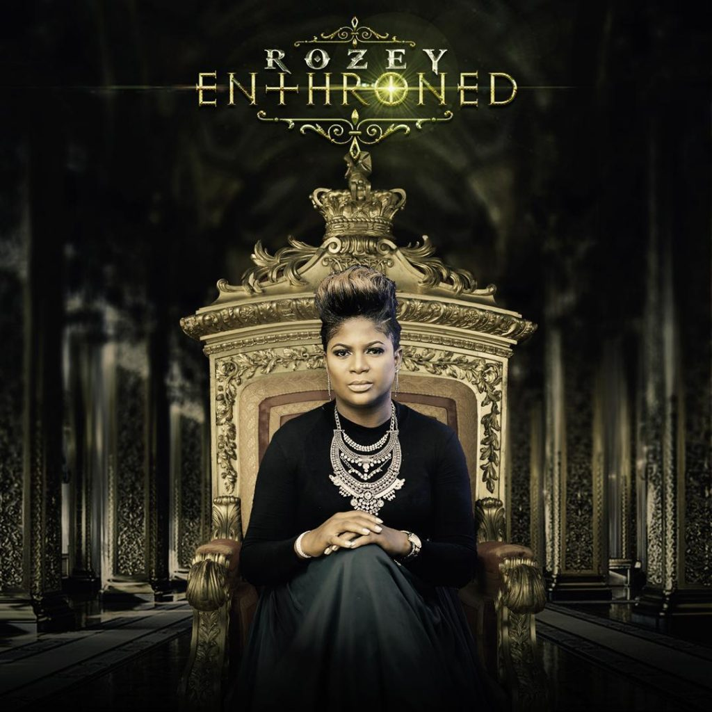 ENTHRONED BY ROZEY