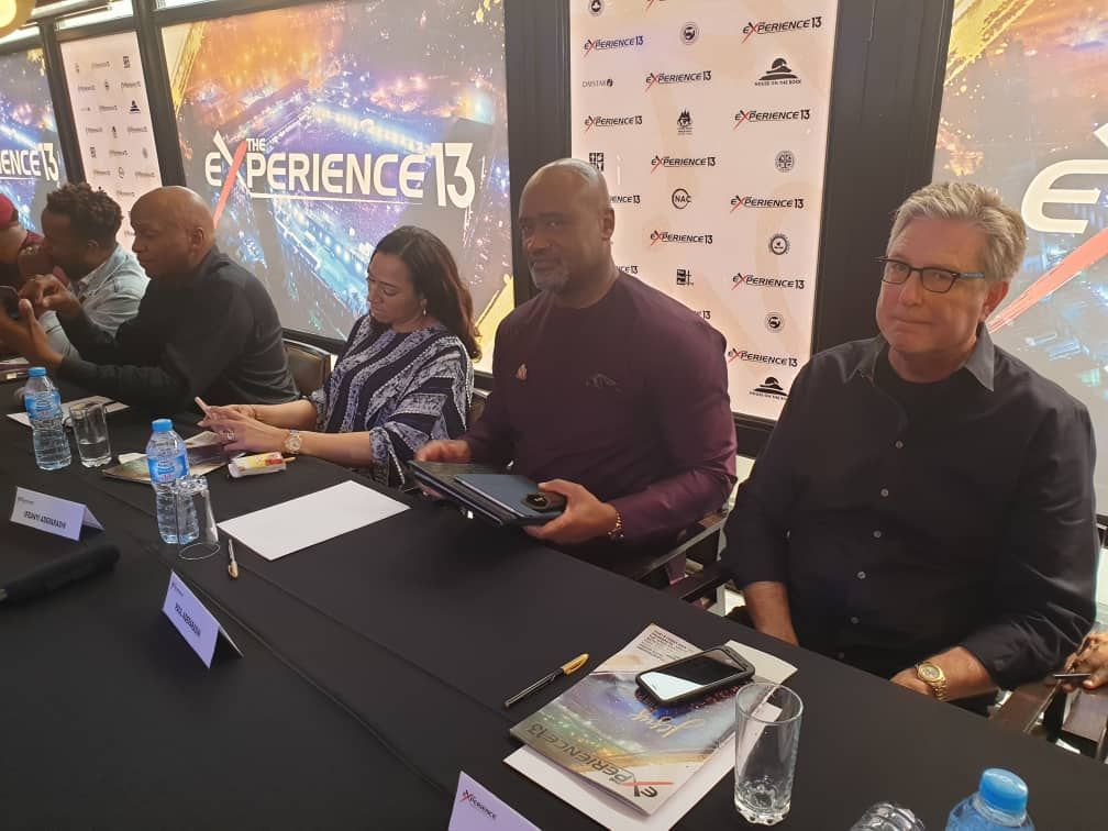 Paul Adefarasin prays for Nigeria at The Experience 2018 Concert - Paul Adefarasin records another success with the Experience 2018