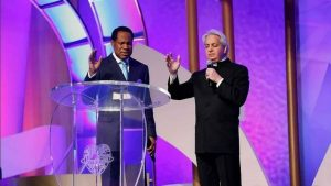 WORLD EVANGELISM CONFERENCE WITH PASTOR CHRIS & PASTOR BENNY HINN