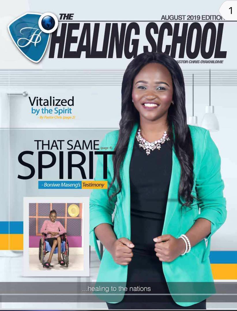 Healing Magazin August 2019