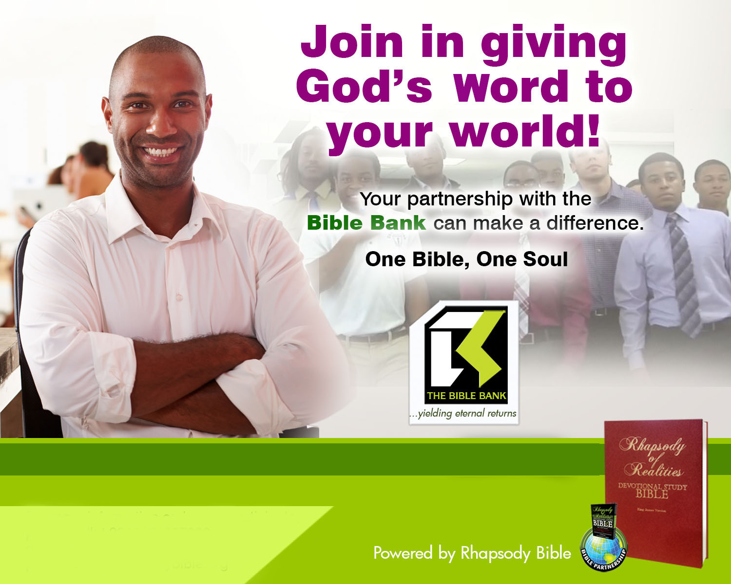 Rhapsody of Realities Bibles
