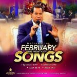 GLOBAL COMMUNION SERVICE WITH PASTOR CHRIS FOR THE MONTH OF FEBRUARY 2020