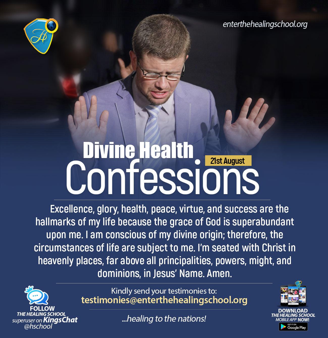 Christian Healing Platform