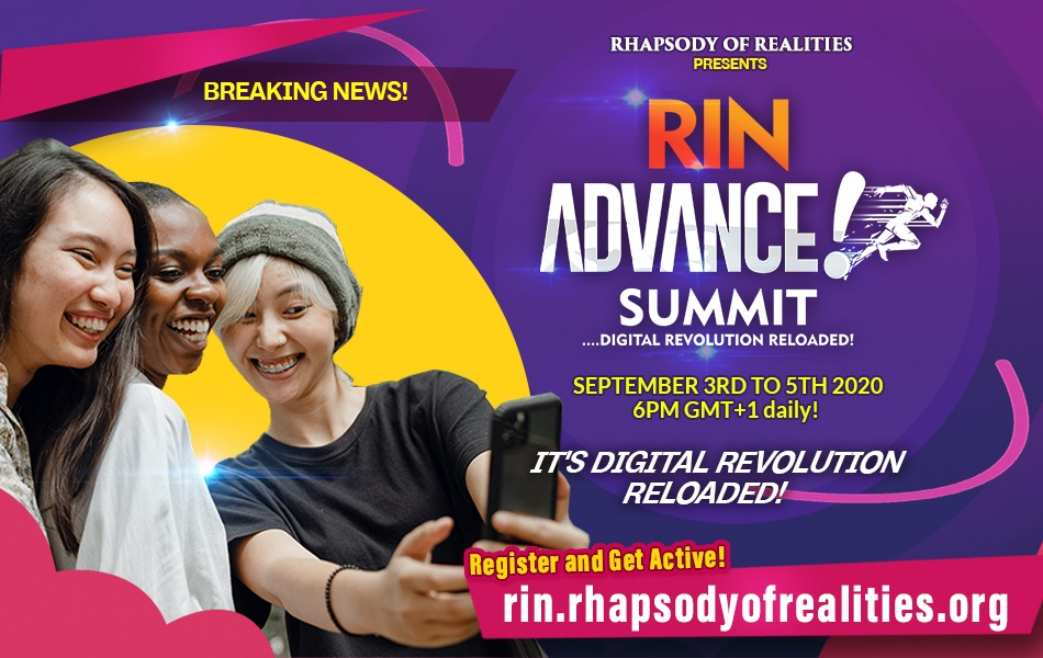 RHAPSODY OF REALITIES DAILY DEVOTIONAL